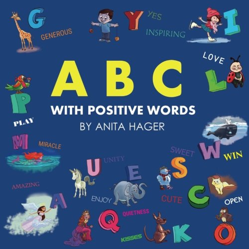 ABC with positive words (Be the magic you are) (Volume 2) PDF
