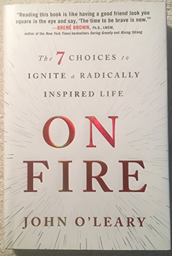 BY O'Leary, John ( Author ) [ On Fire ] 03-2016 Hardcover
