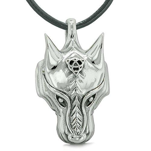 courage-wise-wolf-celtic-triquetra-knot-energy-charm-amulet-magic-viking-power-pendant-leather-neckl