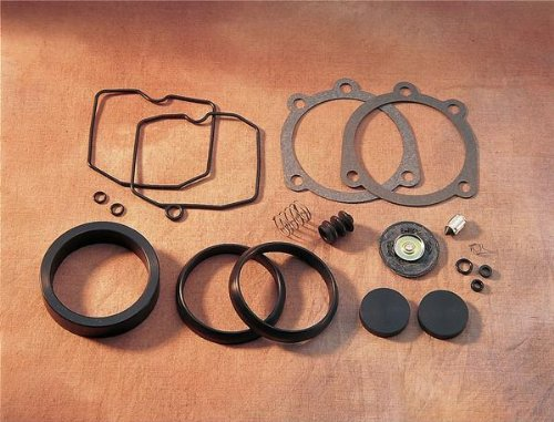 (James Gasket Carb Rebuild Kit for Keihin CV 27006-88)