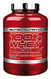 Scitec Nutrition 100% Whey Professional 2350g Banana Protein Supplement