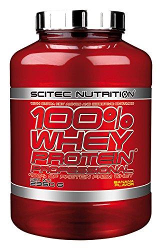 Whey Protein Prof. 2350 g Banane