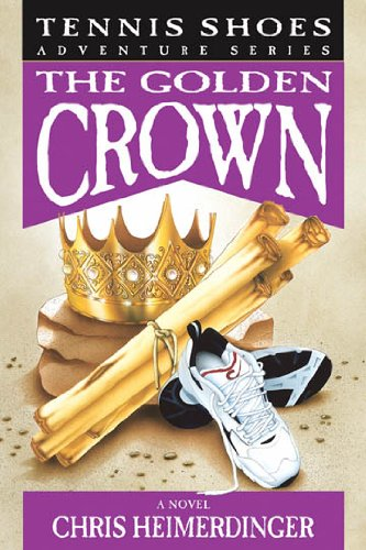Tennis Shoes Adventure Series, Vol. 7: The Golden -