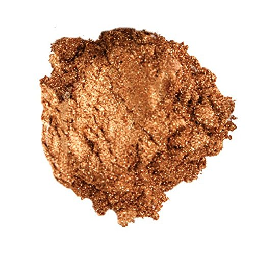 Bella Terra - Mineral Shimmer - All Colors - Natural - Original - Cruelty-Free - Eye Glitter - Eye Highlighter (Goldfish)