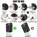 AMEIKO Portable Air Conditioner Fan, Mini