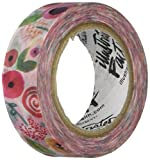 Bella Blvd 1188 Illustrated Faith She Blooms Washi Tape, Bloom, Multicolor
