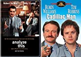 Friendly Mobsters - Cadillac Man & Analyze This 2-DVD Comedy Bundle