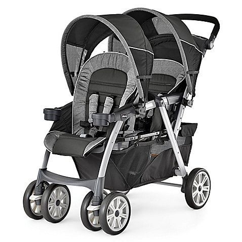 Chicco Cortina Together Double Stroller - 7
