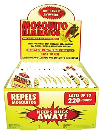 Hang-on Personal Mosquito Repellent