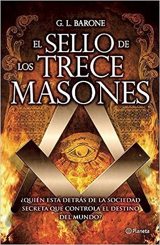 El sello de los trece masones, G.L. Barone 51IDWNOs1fL._SX324_BO1,204,203,200_