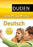 Duden - Einfach klasse: Deutsch 5. Klasse