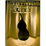 BF6 -Festival Performance Solos - Piano Accomp. for String Bass