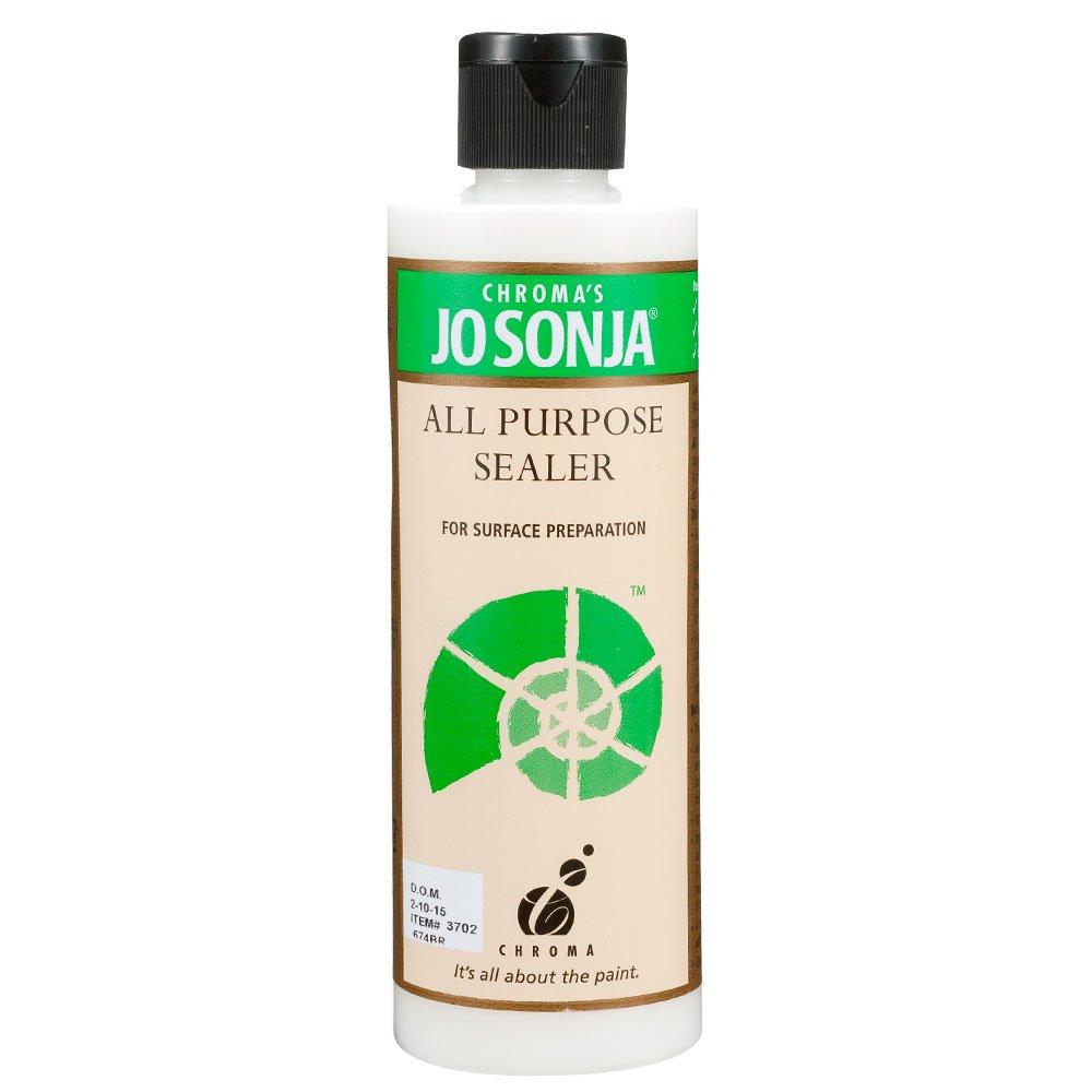 Jo Sonjas All-purpose Sealer, 8 Ounce Bottle JO-3702