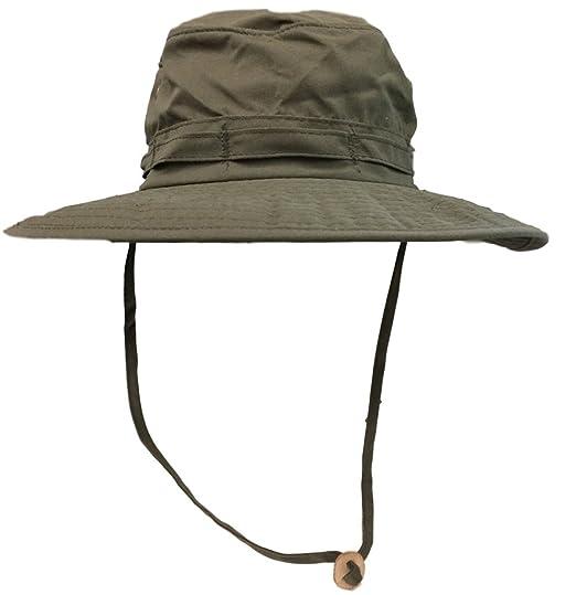 Amazon.com  Panama Jack Unisex Drawstring Bucket Hat  Clothing d3a710b0951