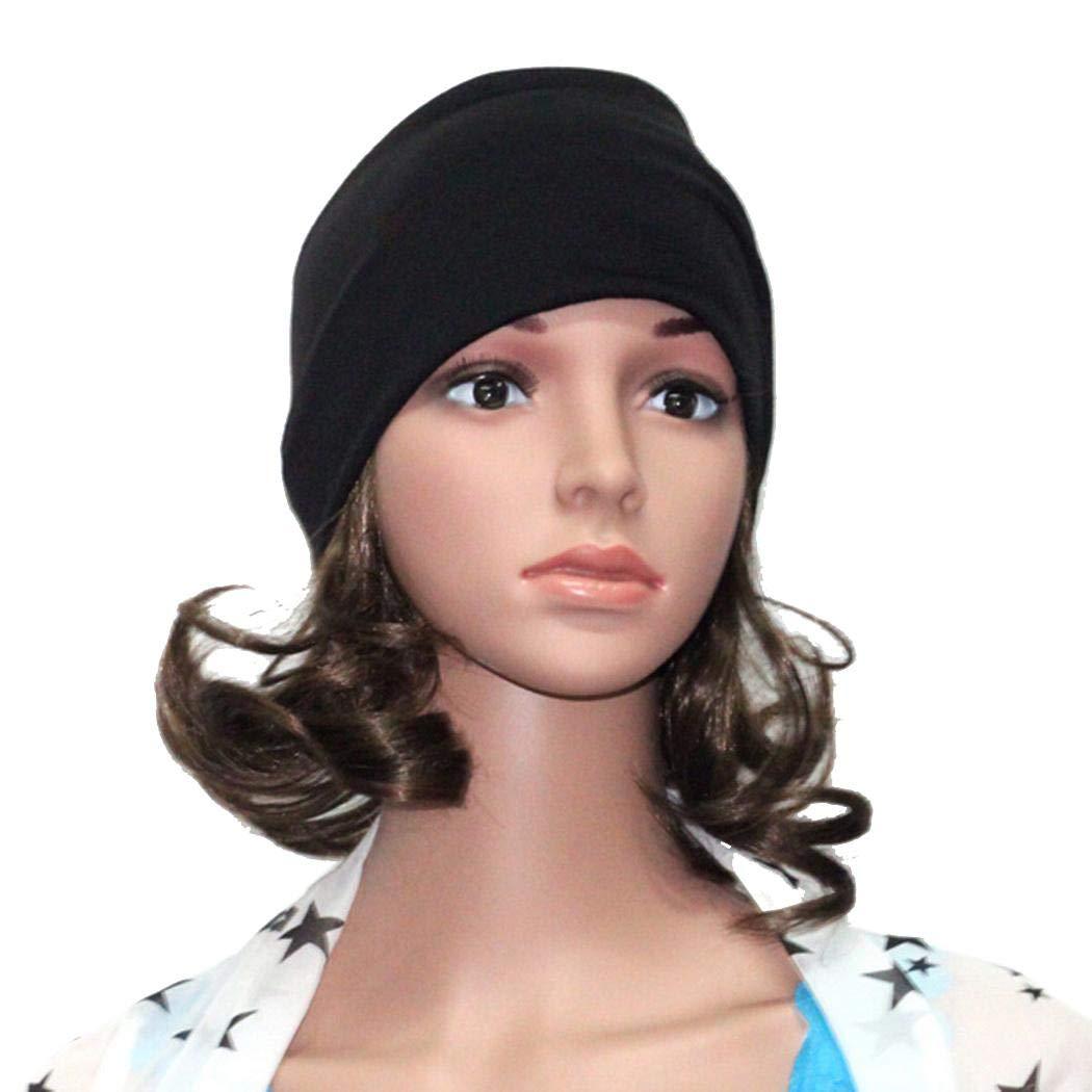 yapiten Women Solid Elastic Headband Stretch Wide Yoga Hair Band Accessory Headbands