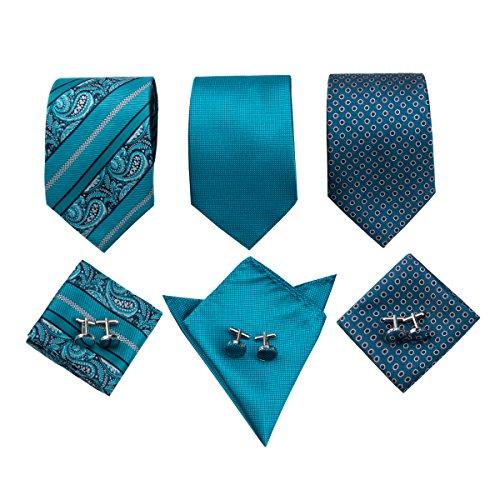 Hi Tie Classic Woven Jacquard NeckTies product image