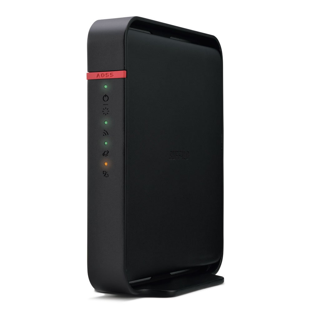 Buffalo AirStation N300 Open Source DD-WRT Wireless Router (WHR-300HP2D)