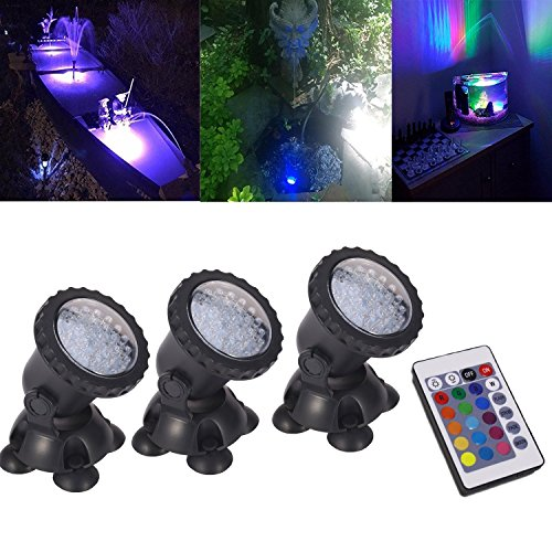 Led Strip Lights For Ponds