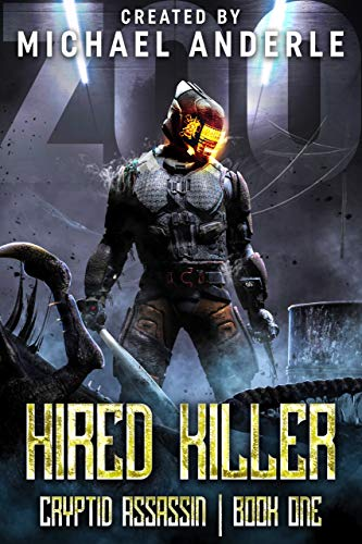 Hired Killer (Cryptid Assassin Book 1)