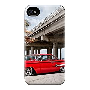 Brand New 4/4s Defender Case For Iphone (1964 Chevy Impala)