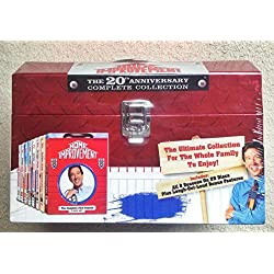 Home Improvement : Complete Series Seasons 1-8 Tool Case Collector Edition
