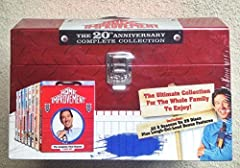 Home Improvement: The 20th Anniversary Complete Collection Box Set is a set of DVDs covering the television program produced by ABC and released on video by ABC Studios. The 25-disc set was released in 2011, and sealed in a Tool Case shape sp...