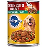 PEDIGREE Choice Cuts With Steak and Vegetables Wet...