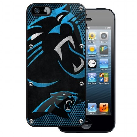 NFL Carolina Panthers Protector Case for Apple iPhone 5