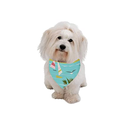 Amazon.com : WIEDLKL Pet Dog Cat Bandana Beach House Hand ... on blue bird house plans, dog cart plans, goose house plans, savannah style home plans, printable mad libs for adults, coffin building plans, printable furniture templates, paper house plans, downloadable house plans, large house plans, old coffin plans, kennel building plans, lowe's house plans, farrowing house plans, 20 x 36 house plans, open shotgun style house plans, easy bird house plans, metal shop house plans, printable friskies coupons purina, printable manufacturers grocery coupons,