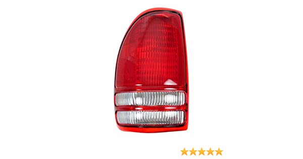 TYC Front Left Turn Signal Parking Light Side Marker Light for 1997-2004 pi