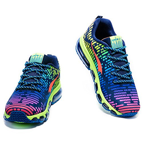 Trainers OneMix Shoes Fitness Green Gym Men's Air Sports Lightweight Women's Purple Walking Running qFwBtF
