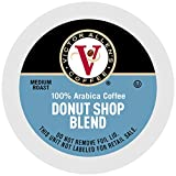 Victor Allen Coffee, Donut Shop Single Serve K-cup, 200 Count (Compatible with 2.0 Keurig Brewers)
