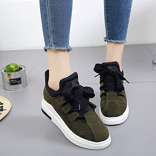 Chaussures Automne Printemps Hiver Wild Femmes Yesmile Chaussures Platform Flat Doux Casual Femme Respirant Chaussures ar4Fxawq