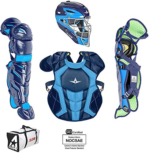 All-Star Youth System7 Axis Catchers Kit