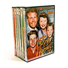 Adventures of Ozzie & Harriet: Volumes 6-11 by Ozzie Nelson