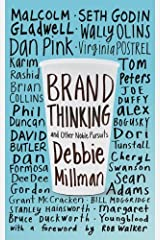 Brand Thinking and Other Noble Pursuits by Debbie Millman (2013-05-01) Paperback