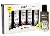 Poo-Pourri in A Pinch Pack Toilet Spray Gift Set, 5 Pack 10 mL, 1.4 Ounce Original Bottle and Bottle Tag Included