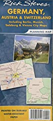 Designed specifically for Rick's travel audience (or users) these maps highlight choice destinations throughout Germany, Austria, and Switzerland, from the shore of the North Sea to the towering Alps, in a colorful, easy-to-use format ...