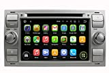 7 Inch Android 5.1.1 OS 1024x600 Quad Core 1.6G CPU 16G RAM Car DVD GPS for Ford Focus(2005-2007)/Mondeo(2003-2007)/S-MAX(2007-2009)/C-MAX(2007-2009)/Galaxy(2005-2007)/Fusion(2006-2011)