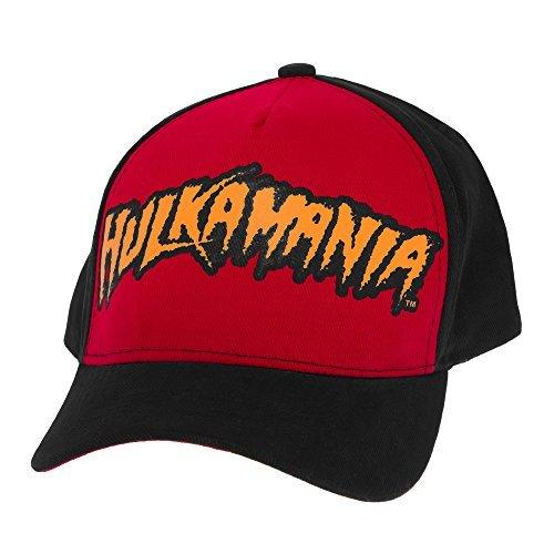 Hulk-Hogan-Hulkamania-Hat