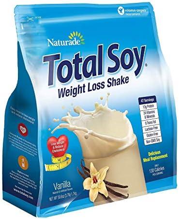 Naturade Total Soy, Vanilla 3 lbs.