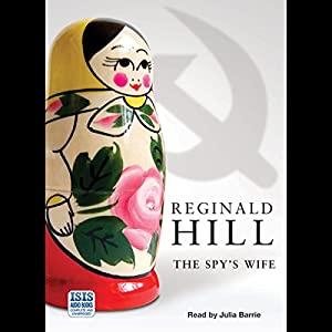 The Spy's Wife Hörbuch
