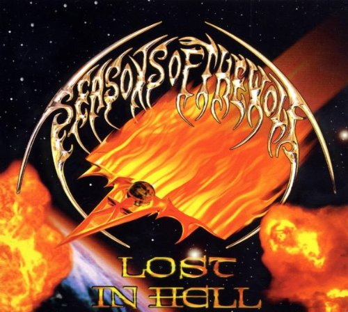 Seasons of the Wolf: Lost in Hell (Audio CD)