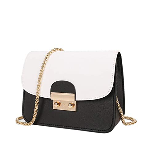 098e1533652d TOTZY Evening Bag for Women Girls Small Purse Fashion Crossbody Purse with Golden  Chain Clutch