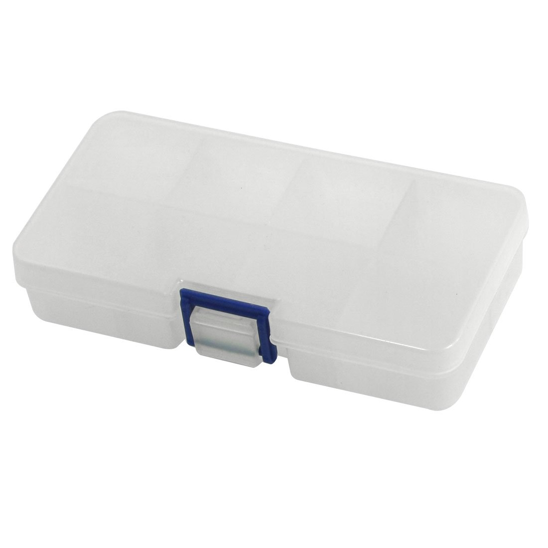 15 Grid Slots Storage Box Case For Jewelry Parts /& Electronic Components Storage