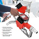 Digital Meter Nozzle, Oil Gun Nozzle with Flow