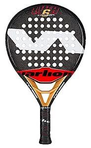 Varlion LW H Carbon 6 - Pala de pádel, Unisex Adulto, Rojo/Dorado ...