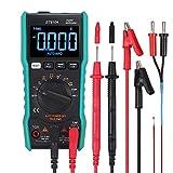 CAMWAY Digital Multimeter 9999 Counts TRMS Auto Range NCV Tester DC AC Voltage