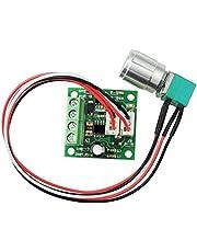 uniquegoods Low Voltage 1.8v 3v 5v 6v 7.2v 12v 2A 30W DC Motor Speed Controller (PWM) 1803BKW Adjustable Driver Switch