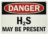 SmartSign Plastic Sign, Legend